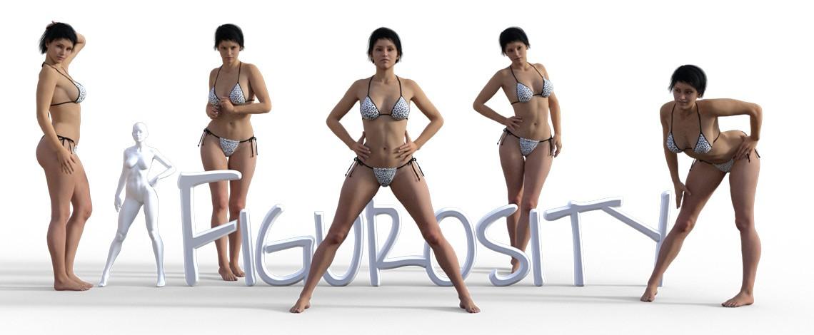 Olympia Sports Her New Bikini poses