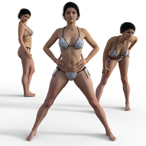 Figure Drawing Pose Sets Figurosity