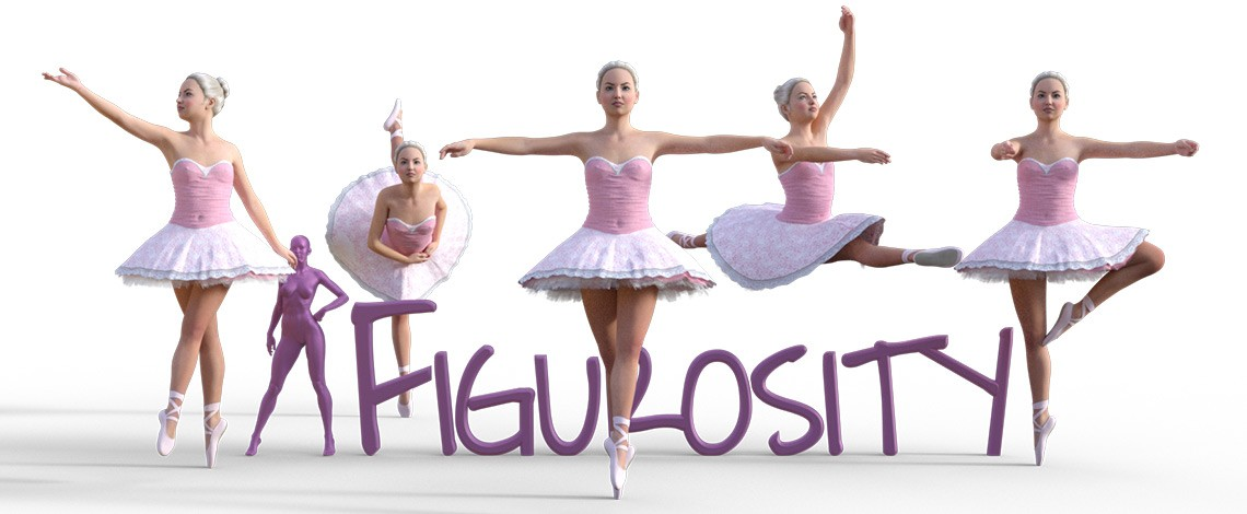 Figure Drawing Poses Of A Skinny White Girl In A Ballet Dress Figurosity