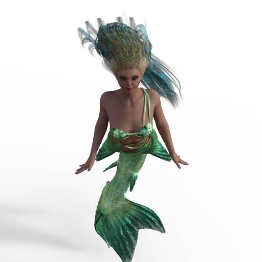 Figure drawing poses of mermaids for #Mermay - Figurosity
