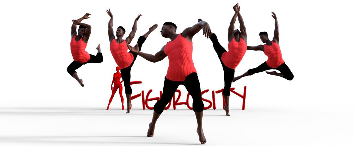 Dance dance revolution poses